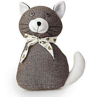 Bella The Cat Novelty Animal Door Stop