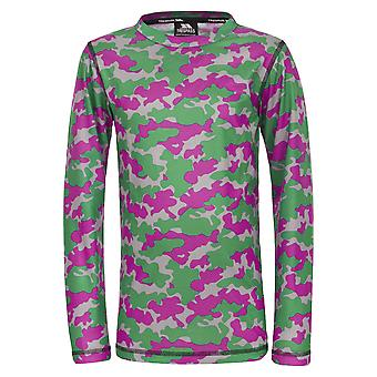 Trespass Childrens/Kids Oaf Base Layer Top