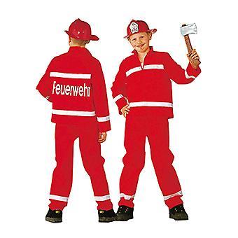 Fireman costume fire costume for children