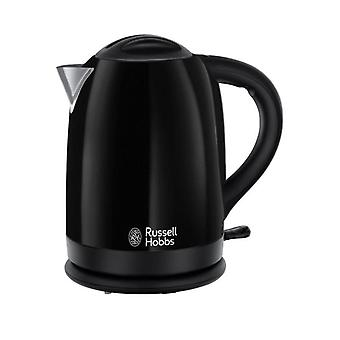 Russell Hobbs 20093 Dorchester 1.7L 3Kw Cordless Electric Kettle - Black