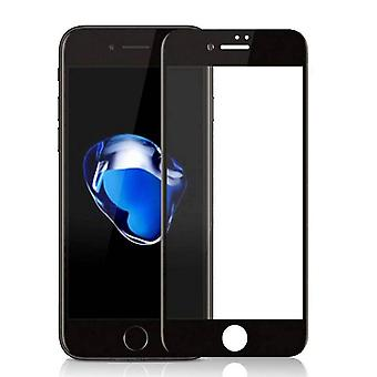 Comprehensive 2.5 D tempered glass iPhone 8 Plus/7 Plus screen protector Black
