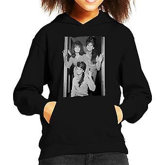 Camiseta de encapuchados TV veces el Ronettes onda Kid