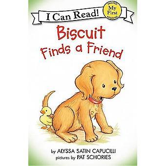 Biscuit Finds a Friend (HarperTrophy ed) by Alyssa Satin Capucilli -