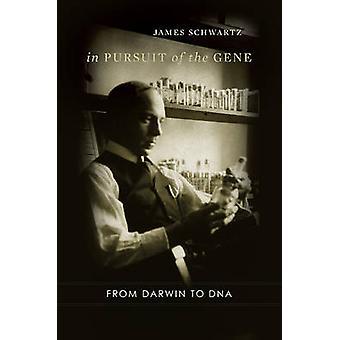 I jagten på gen - fra Darwin til DNA af James Schwartz - 978067
