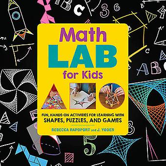 Math Lab for Kids - Fun - Hands-on Activities for Learning with Shapes