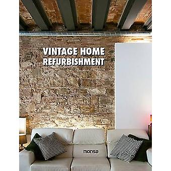 Vintage Home Refurbishment by Monsa - 9788415829911 Book