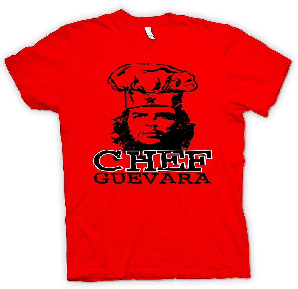 Mens T-shirt - Chef Guevara Cool
