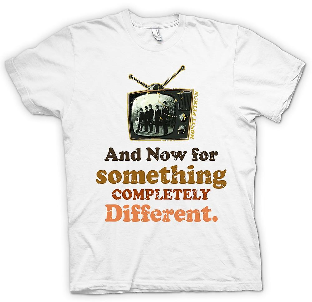 Mens T-shirt - And Now For Something Completely Different - Funny