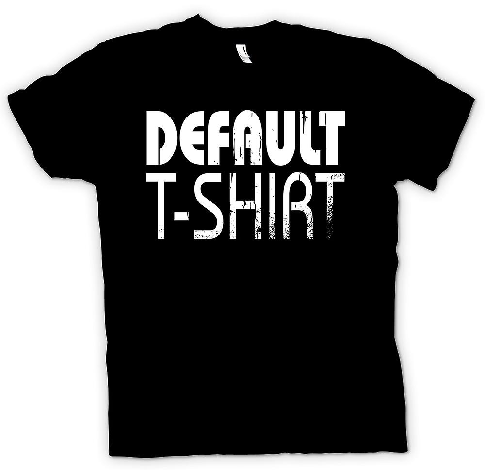 Womens T-shirt - Default T Shirt - Cool Funny