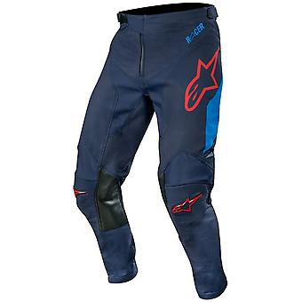 Alpinestars Navy-Blue 2019 Racer Tech Compass MX Pant