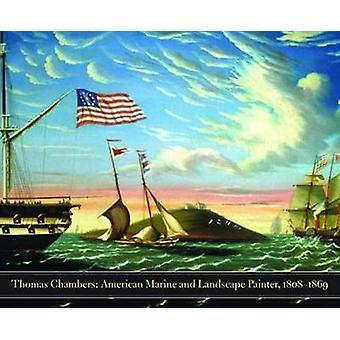 توماس الدوائر-المناظر الطبيعية الأمريكية ورسام البحرية-1808-1869 قبل