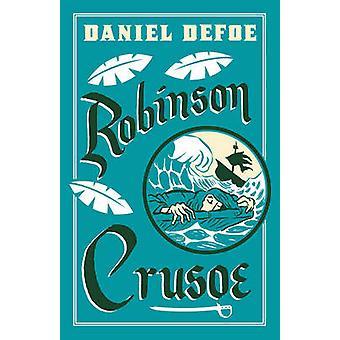 Robinson Crusoe by Daniel Defoe - Adam Stower - 9781847494856 Book