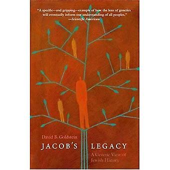 Jacob's Legacy: en genetisk vy av judisk historia