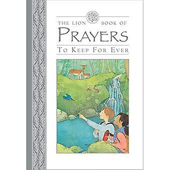 Het boek van de Leeuw van gebeden te houden voor altijd