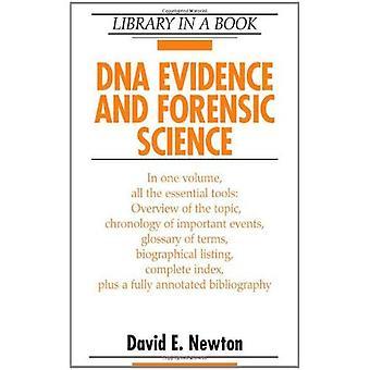 Scienza forense (raccolta in un libro) e la prova del DNA