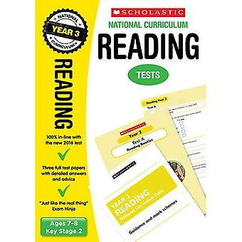 Reading Test - Year 3 (National Curriculum Tests)