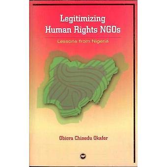 Legitimera människorättsorganisationer