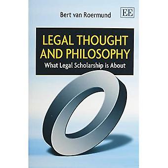 Filosofia e pensiero giuridico: che cosa la scienza giuridica è circa