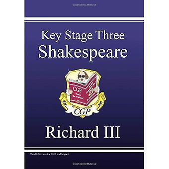 KS3 Shakespeare Richard III testo guida