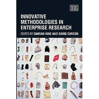 Innovative Methodologies in Enterprise Research