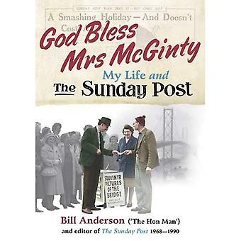 God Bless Mrs Mcginty!: My Life and the Sunday Post