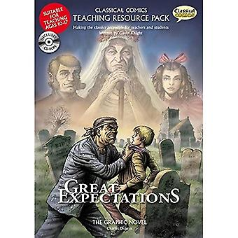 Great Expectations Teachers' Resource (Classical Comics Study Guide)