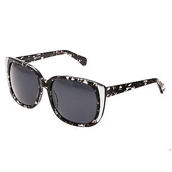 Bertha Natalia Polarized Sunglasses - Multi/Black