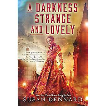 A Darkness Strange and Lovely (Something Strange and Deadly - Trilogy)