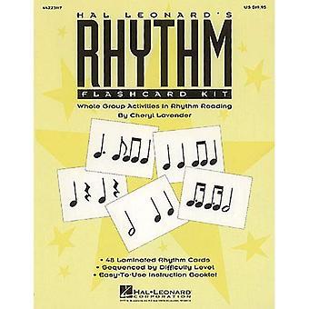 Hal Leonard-Rhythmus-Flashcard-Kit