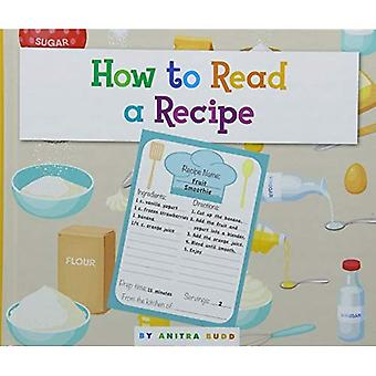 How to Read a Recipe (Understanding the Basics)