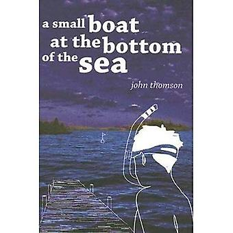 A Small Boat at the Bottom of the Sea