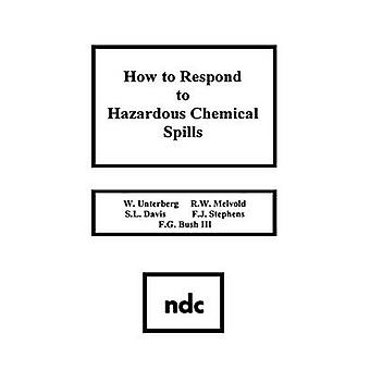 How to Respond to Hazardous Chemical Spills by Unterberg & W.