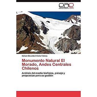 Monumento Natural El Morado Andes Centrales Chilenos by Infante Fabres & Nelson Osvaldo