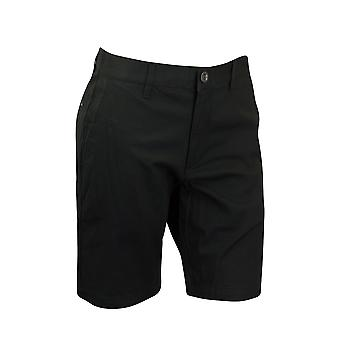 RVCA Mens VA Sport Weekend Stretch Casual Chino Shorts - Black