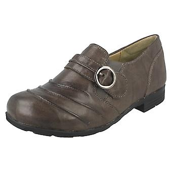 Ladies Easy B Casual Shoes Treviso