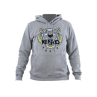 Kenzo Grey Cotton Sweatshirt