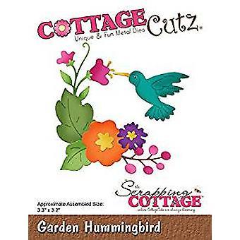 CottageCutz Garden Hummingbird (CC-443)