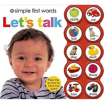 Let's Talk by Roger Priddy - Robert Tainsh - 9780312514211 Book