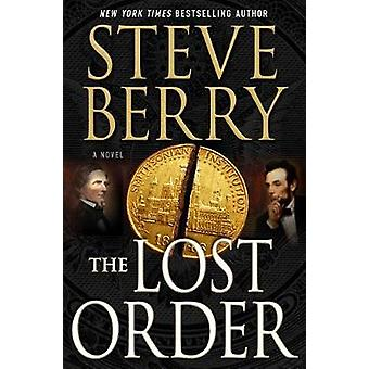 The Lost Order by Steve Berry - 9781250056252 Book