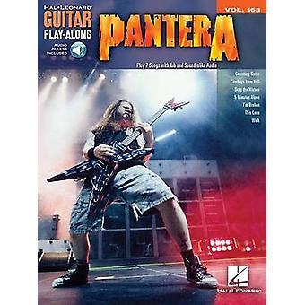 Pantera - 9781476816623 Book
