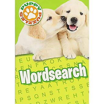 Puppy Puzzles Wordsearch by Eric Saunders - 9781788882675 Book