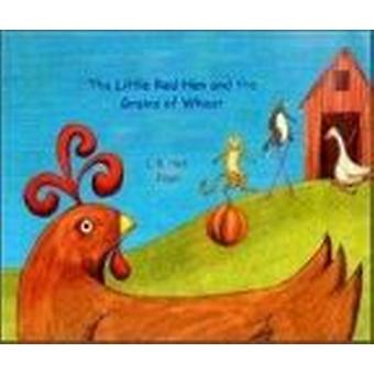 Little Red Hen and the Grains of Wheat in Tamil and English - The Litt