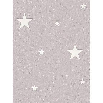 Leuchten in den dunklen Sternen Wallpaper AS Schöpfung