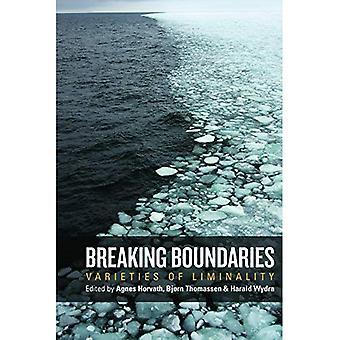 Breaking Boundaries: Sorten von Liminalität (Taschenbuch)
