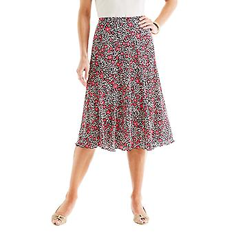 Ladies Womens Plisse Skirt Length 27 Inches