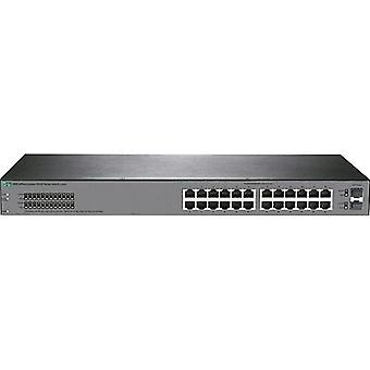 Hp officeconnect 1920s 48g 4sfp ppoe + 370w switch 48xrj45