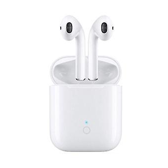 Lk te9 tws bluetooth 5.0 earphones white
