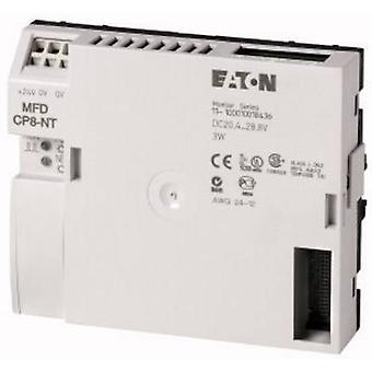 PLC add-on module Eaton MFD-CP8-NT 265253 24 Vdc