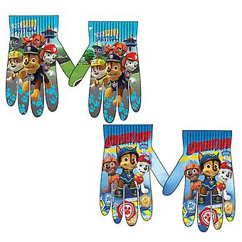 2-Pack Paw Patrol Gloves Camouflage One Size