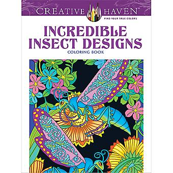 Dover Publications-Creative Haven incroyable dessins insectes DOV-4993